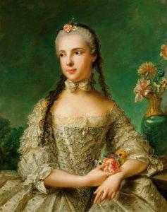 Lesbische Prinzessinnen: Isabella von Bourbon-Parma Jean-Marc Nattier)