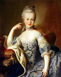 Vielleicht auch eine lesbische Prinzessin? Marie Antoinette (Martin van Meytens)