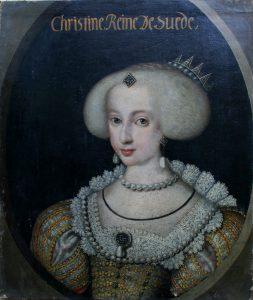 Lesbische Prinzessinnen: Christina von Schweden (Jacob Henry Elbfas)