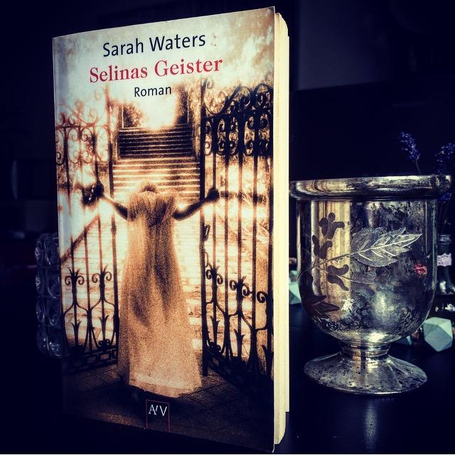 """Rezension von dem Buch """"Selinas Geister"""" von Sarah Waters"""