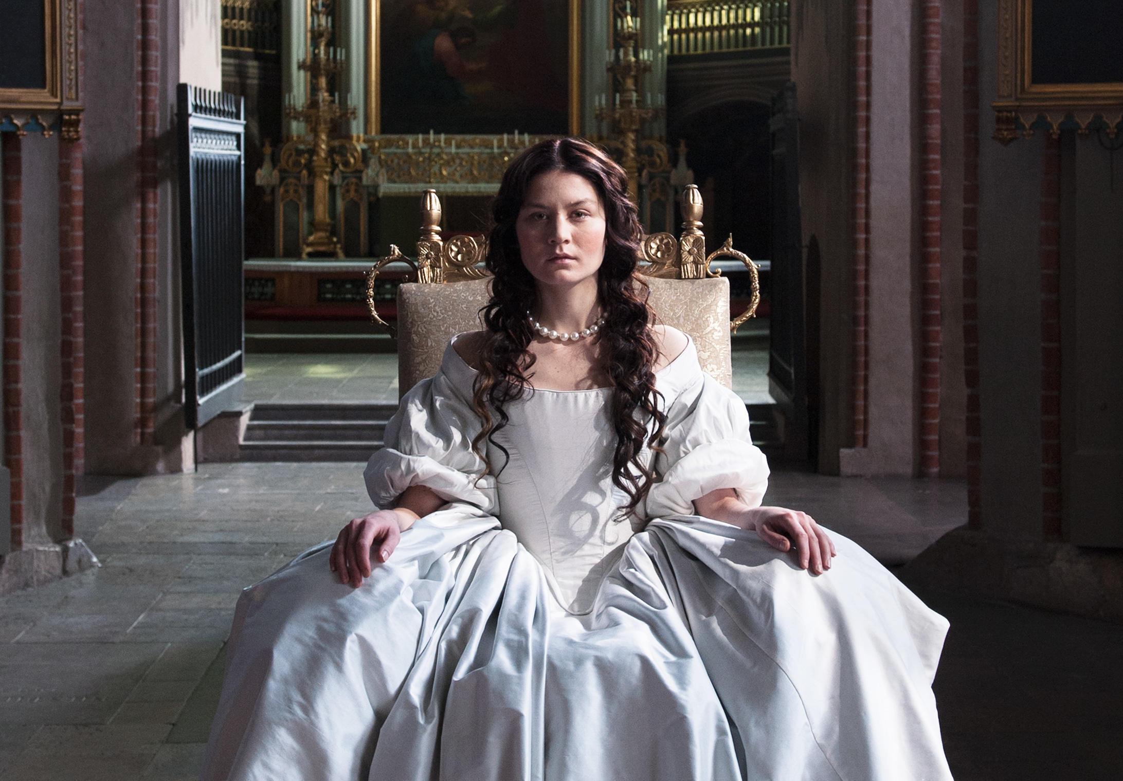 Christina von Schweden, eine lesbische Prinzessin in The Girl King