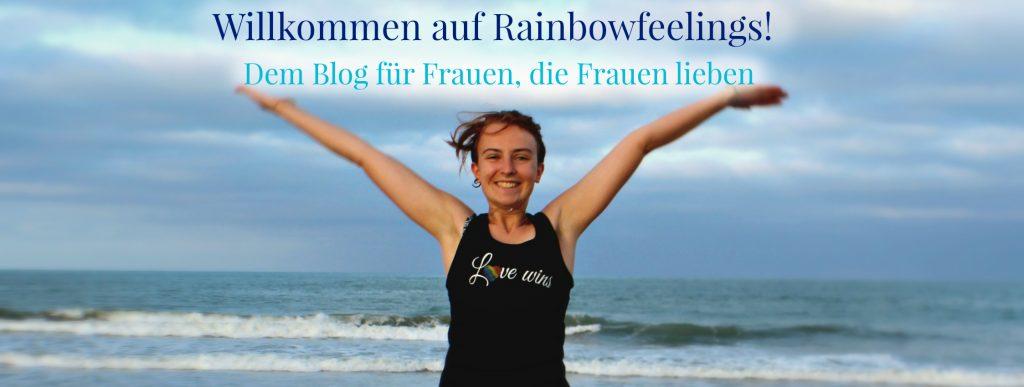 Rainbowfeelings ist ein lesbischer Blog