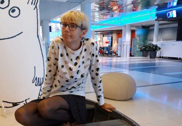 Gegen Homophobie: Daniela von SCHLAU Bonn