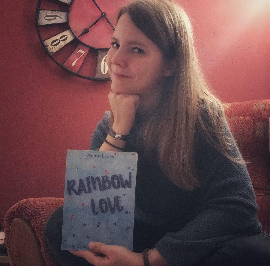 Lina Kaiser Annie Kress Rainbowlove