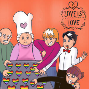 LGBT Adventskalender 2018 Lina Kaiser frauverliebt 5