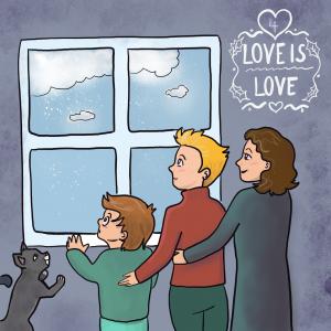 LGBT Adventskalender 2018 Lina Kaiser frauverliebt 4