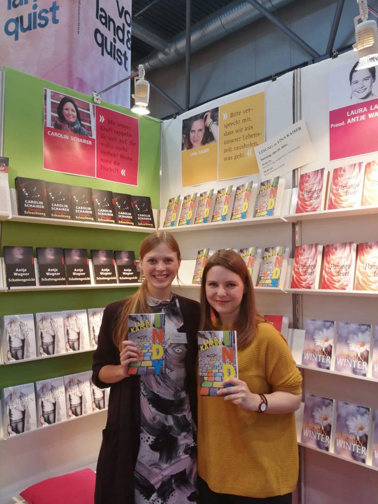 """Lina Kaiser """"Indy"""" Ulrike Helmer Verlag"""