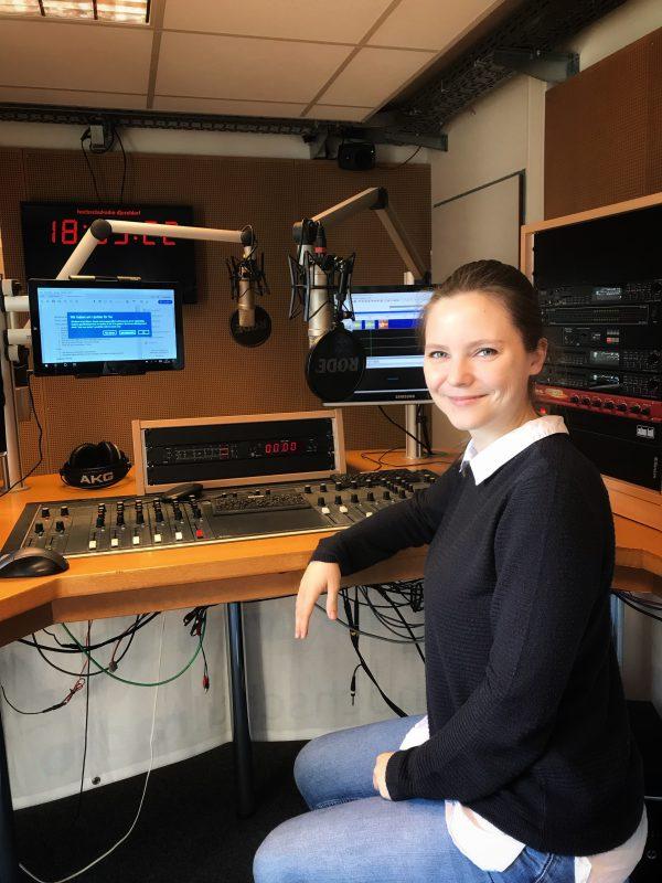 Lina Kaiser Hochschulradio
