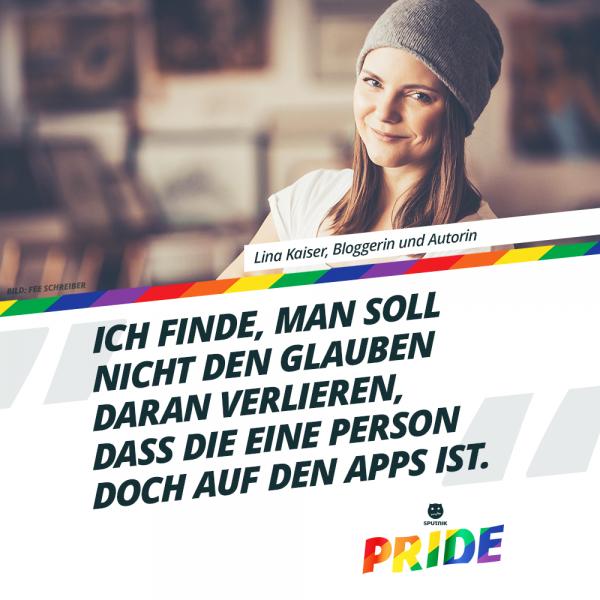 Lina Kaiser MDR SPUTNIK Pride